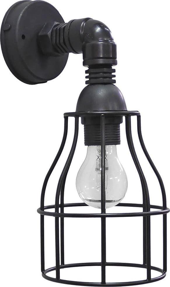 Φωτιστικό Απλίκα Industrial PP-27AP/FUN-10 90° 1L Black
