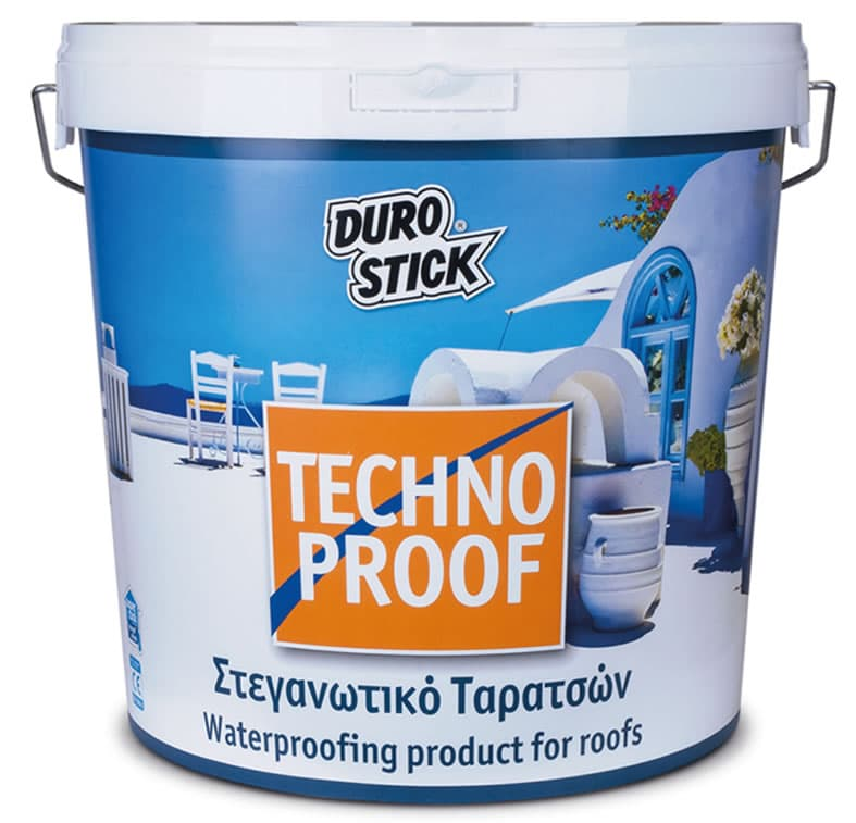 Technoproof Στεγανωτικό Ταρατσών 5kg