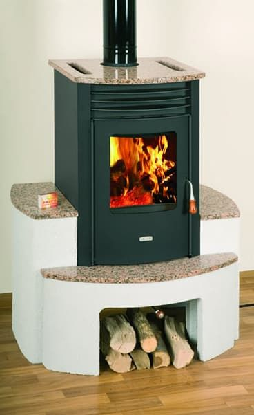 PRITY SB Ενεργειακή Σόμπα ξύλου 10 KW