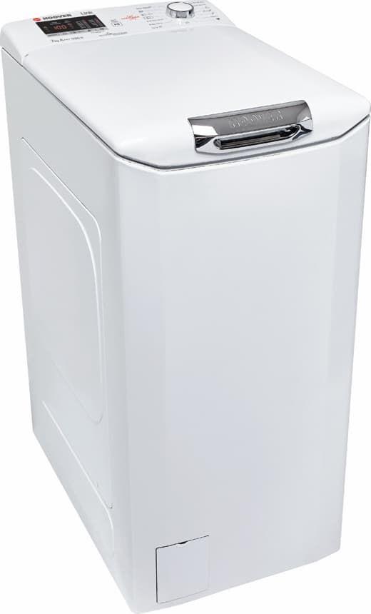 Στενό Πλυντήριο Ρούχων Hoover HLT S372D-S