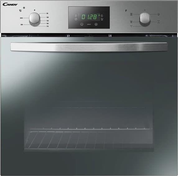 Φούρνος Candy FCS 605 X & Εστίες Κουζίνας Candy CH64CCB