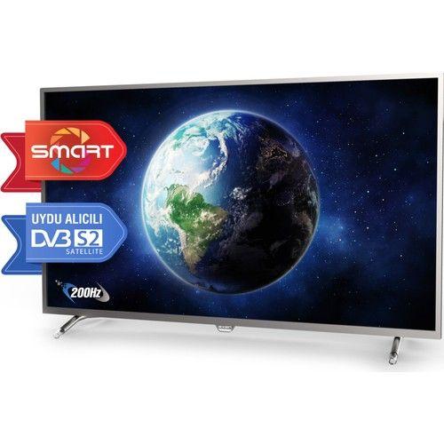 """Τηλεόραση Smart Ilgaz HD 49"""""""