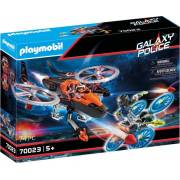 Playmobil Galaxy Police - Galaxy Pirates Helicopter (70023)